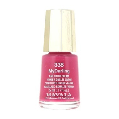Mavala Mini Color 338 My Darling 5ml Oje Pembe